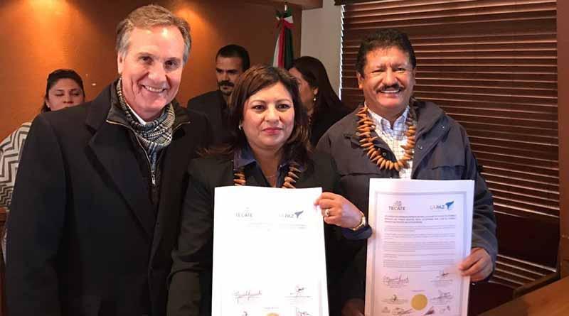 Hermanamiento entre La Paz, Todos Santos y Tecate, Pueblos Mágicos
