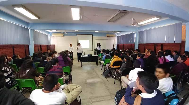 """El Instituto Municipal de la Juventud lleva a cabo el programa """"Juventud, Prevención y yo"""""""