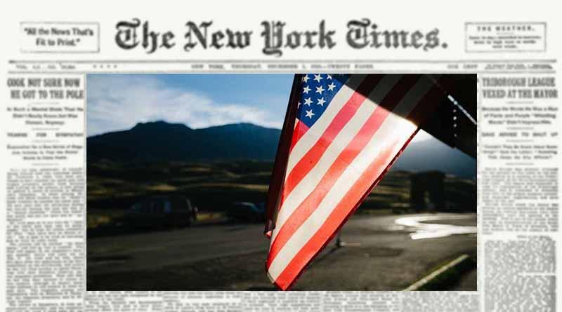 Objetivo de muro no concuerda con realidad: The New York Times