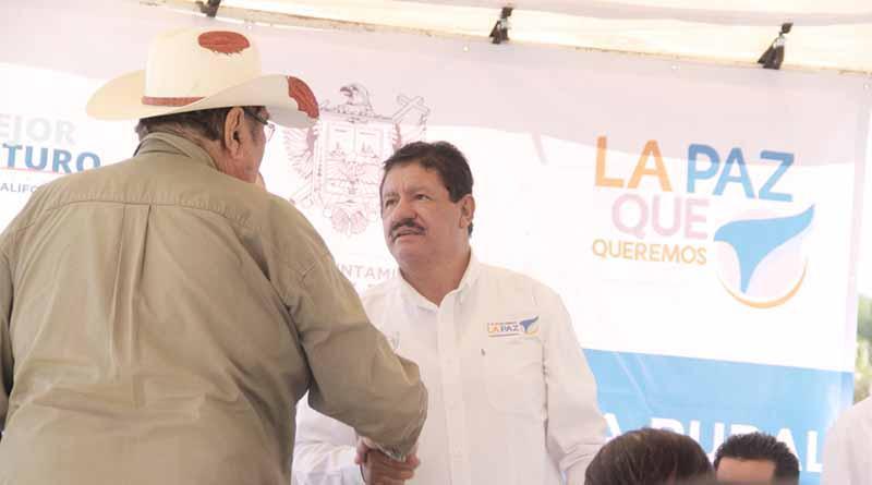 Atiende SAPA La Paz comunidad con 10 años de abandono