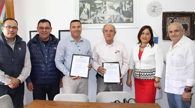 Signa SEDESO convenio de colaboración con universidad mundial