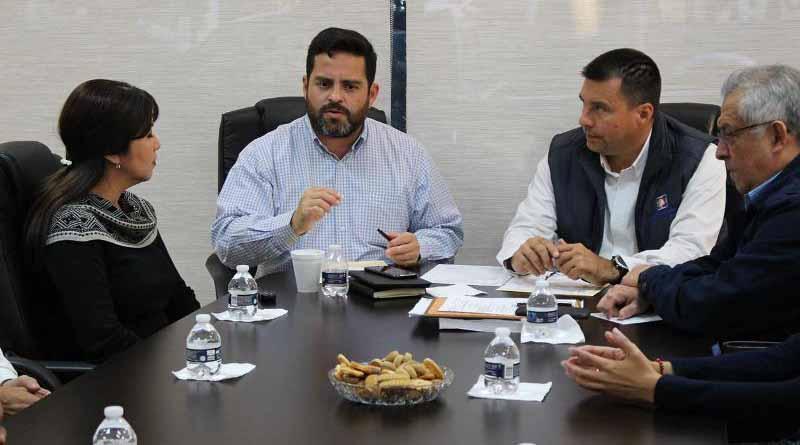 Instalan gabinete de desarrollo social