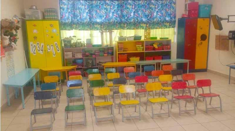 Más de siete mil piezas de mobiliario escolar entregará SEP a planteles de la entidad