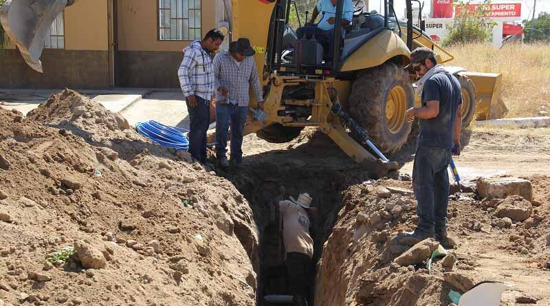 Arrancan obras de pavimentación en los cinco municipios: SEPUIT