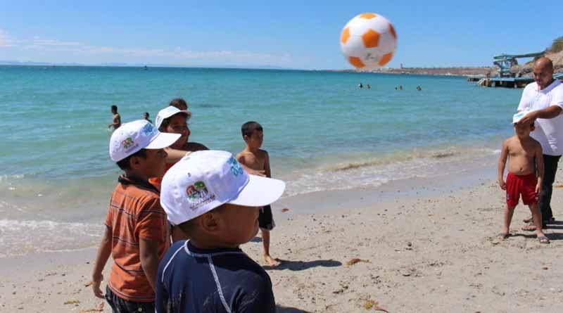 Playas de La Paz están en condiciones aptas para su uso recreativo: COEPRIS