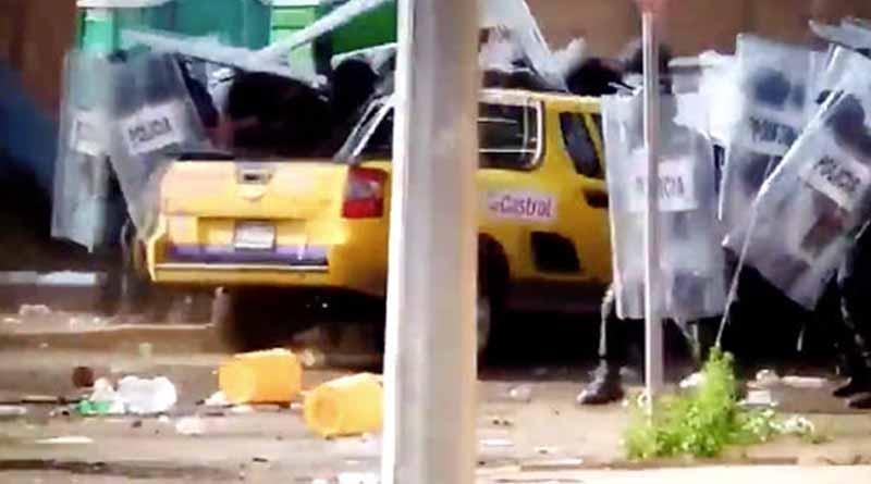 Derechos Humanos condena ataque contra policías federales en Rosarito