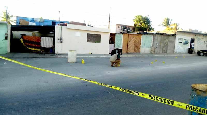 Noche de reporte de balaceras en El Zacatal y rafaguean casa en Guaymitas