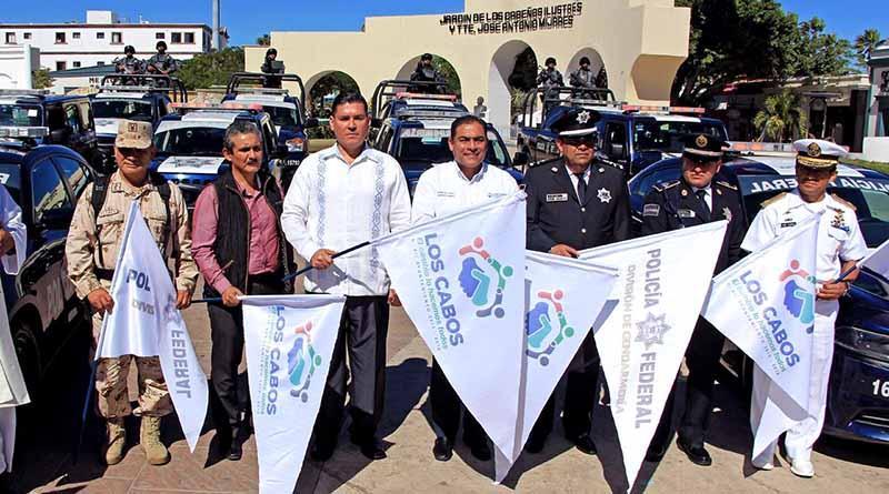 Inicia operaciones Gendarmería Nacional en Los Cabos para inhibir hechos de violencia, empresarios aportarán 2.3 mdp mensuales