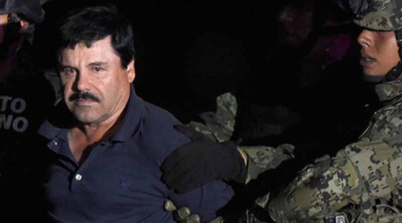 Estados Unidos no impondrá pena de muerte a Guzmán Loera: cancillería