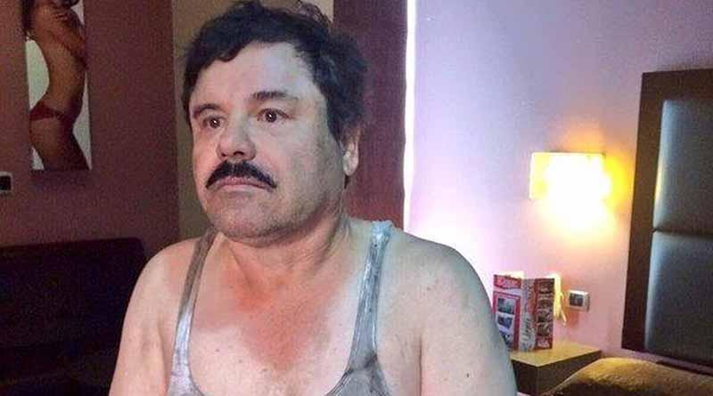 """""""El Chapo"""", recluido en prisión considerada más severa que Guantánamo"""
