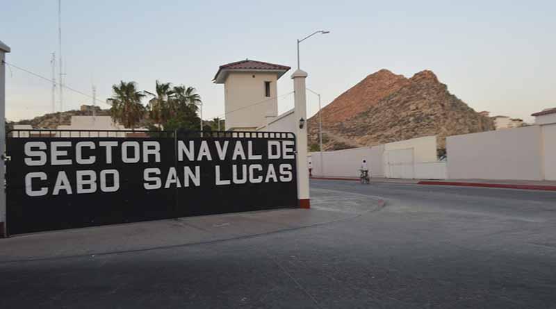 Cambio de mando en Sector Naval de CSL; entra en funciones Alfredo Hernández
