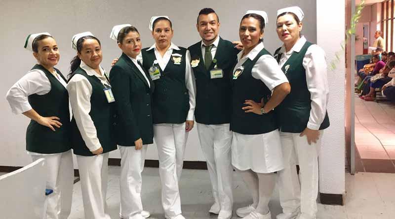 Reconoce IMSS CSL a su personal de enfermería