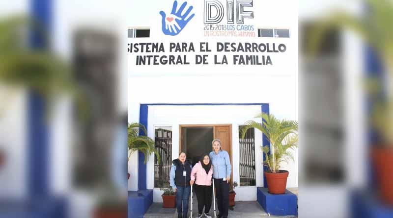 Cierran filas DIF Los Cabos e ISIPD a favor de las personas con discapacidad