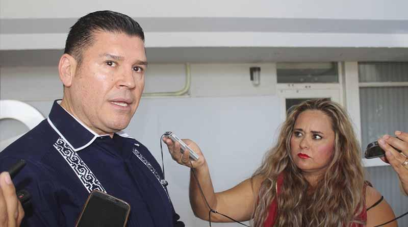 Rediseñaremos las estrategias de seguridad para disminuir actos delictivos: Alvaro de la Peña