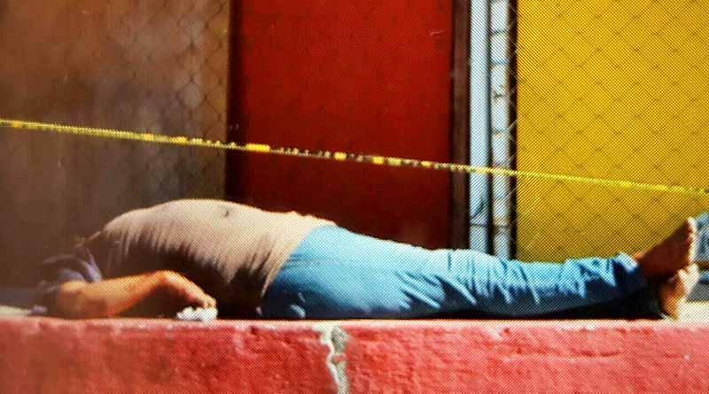 Rematan afuera del hospital general a mujer que sobrevivió a masacre de ayer en El Zacatal
