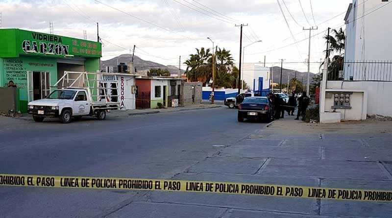 Asesinan a balazos a un hombre en peluquería de El Zacatal