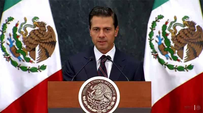 Asegura EPN que gasolinazo es para preservar estabilidad económica del país
