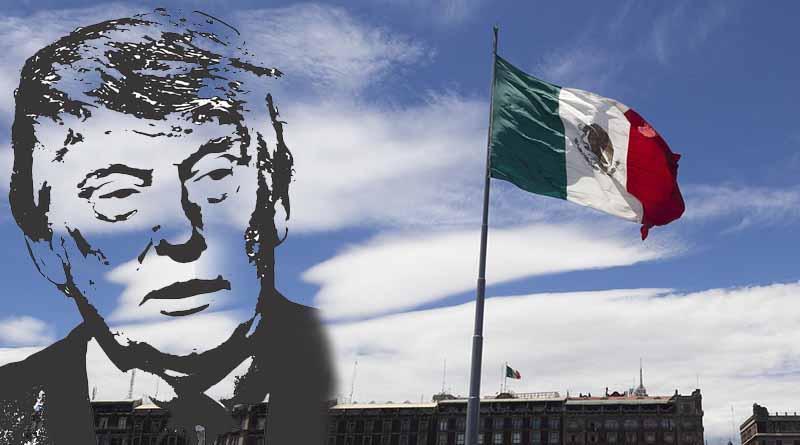 Trump dice que México se ha aprovechado de Estados Unidos