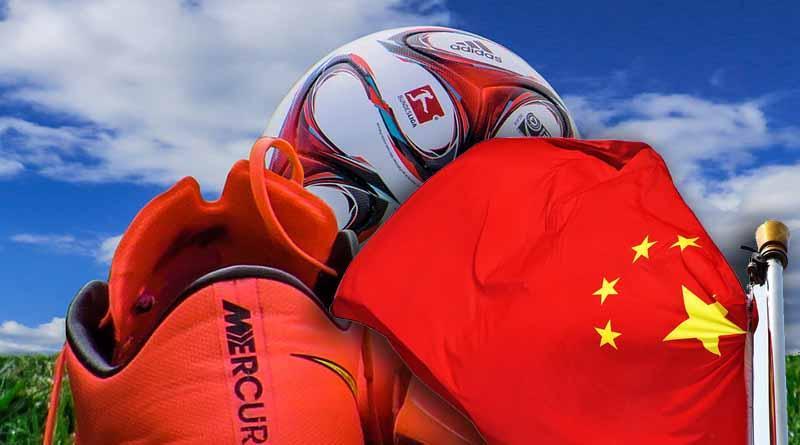 China busca ser superpotencia del futbol mundial