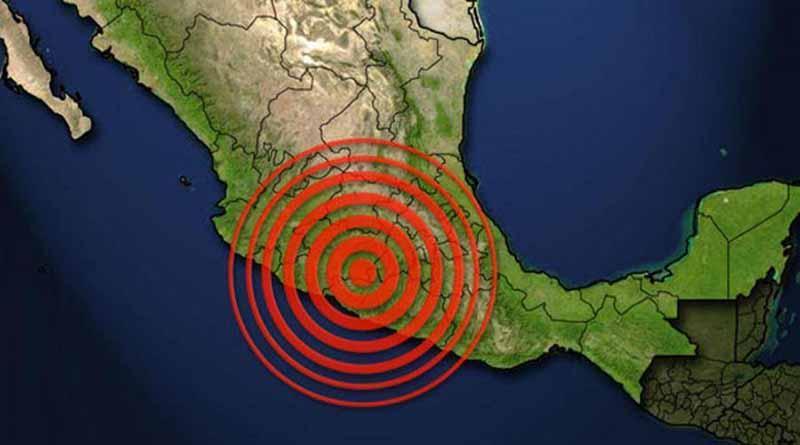 Sismo de 5 grados se registró en Guerrero
