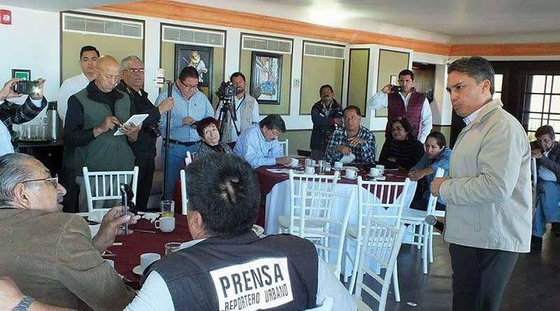 """""""Con acciones Legislativas y  de Gestoría, estamos cumpliendo a la Sociedad"""": Dip. Sergio García Covarrubias"""