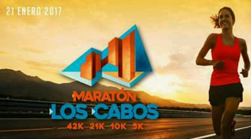 Este sábado 21 de enero de 3 pm a 11 pm habrá cierre de importantes vialidades por 1er Maratón Los Cabos
