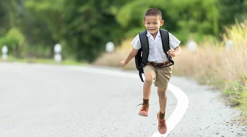Niños sobredotados cambian aulas de clase por diversión
