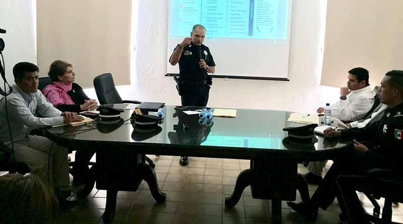 Van Gobierno Municipal, SEP y Gendarmería contra pandillerismo y violencia en las secundarias y preparatorias