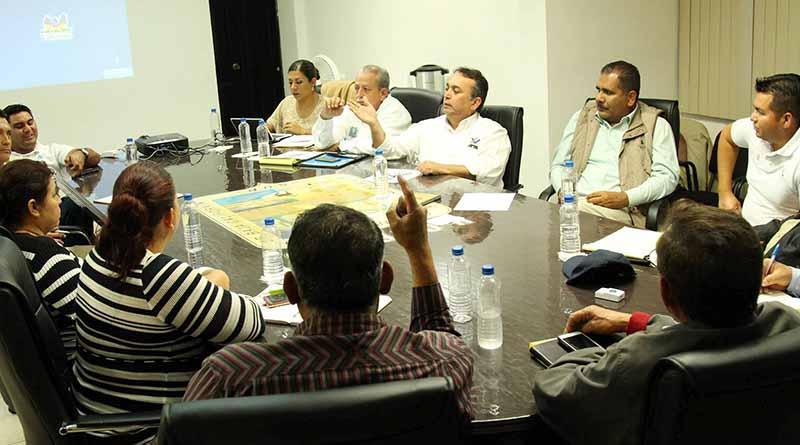 Encabeza Alcalde Francisco Pelayo Reunión Con sector Pesquero de Comondú