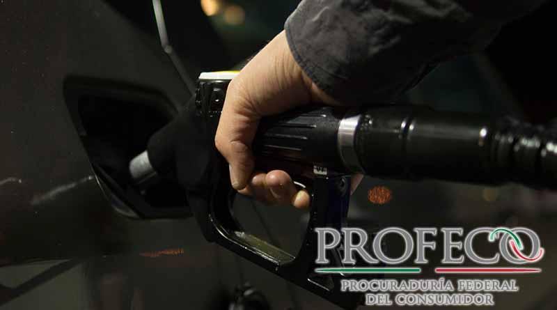 Profeco deberá informar sobre verificación a gasolineras