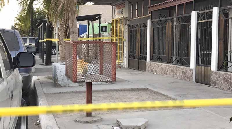 Asesinan de varios tiros a joven en La Paz