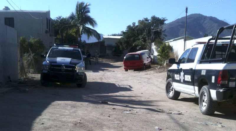 Confirma PGJE muerto por arma de fuego en inmediaciones del panteón de Santa Rosa