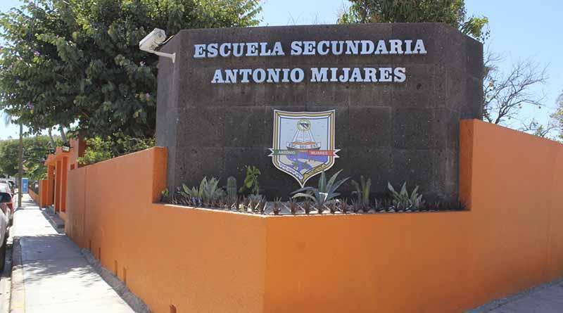 Secundaria Mijares, primer plantel que emprenderá acciones para prevenir violencia escolar con apoyo de la Gendarmería
