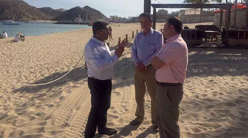 Reto para Ayuntamiento y sociedad certificar playas Las Viudas, Empacadora y Hacienda