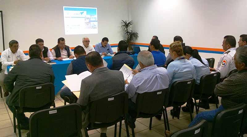 Se llevó a cabo la reunión con delegados y subdelegados de cada una de las comunidades que conforman la geografía municipal