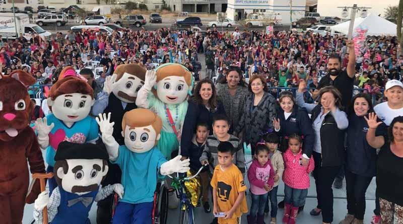 Invita DIF a Festival del Día de Reyes Jueves y Viernes