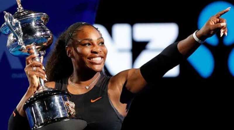 Serena Williams rompe récord al ganar Abierto de Australia y es líder mundial
