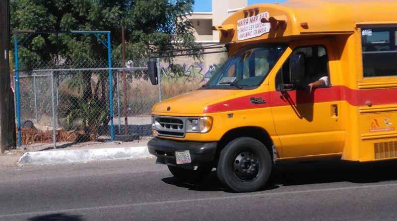 Gremio de Transporte Público de La Paz propone aumento de 4 pesos a tarifa general