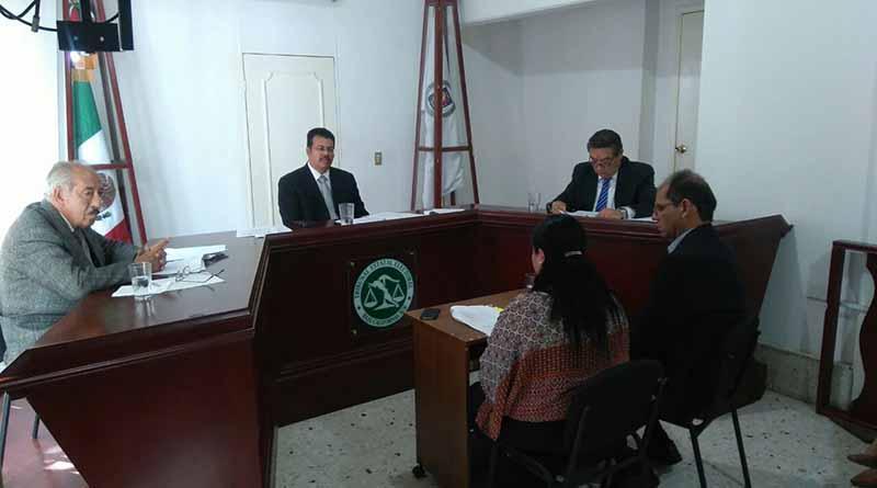 Pleno del Tribuna Estatal Electoral aprueba acuerdo de austeridad y disciplina del gasto público