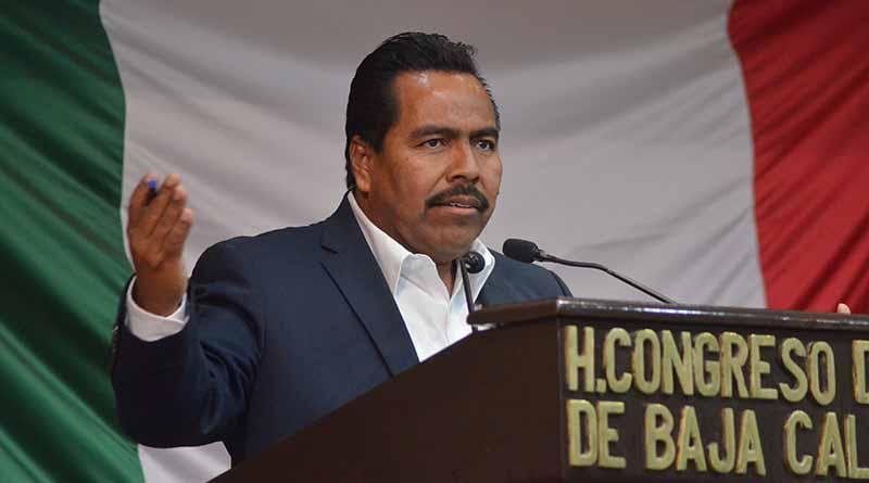 Propone Dip. Alfredo Zamora la realización de un periodo extraordinario de sesiones