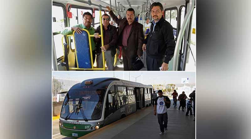 Inicia dirección municipal de transporte proyecto integral de movilidad para Los Cabos