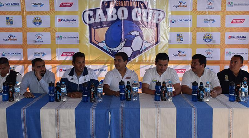 """1ª. Edición del Torneo de Fútbol """"Cabo Cup International 2017"""""""