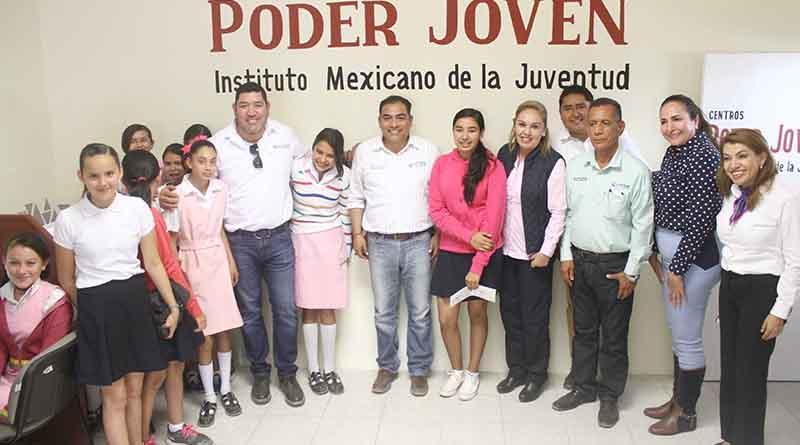 """Los Cabos, primer municipio en contar con 4 """"Centros Poder Joven"""""""