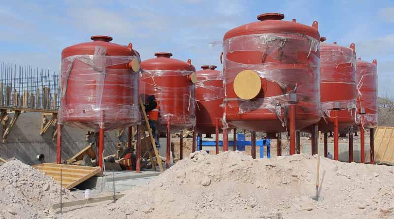 """Iniciará en junio  operaciones  la planta potabilizadora en """"El Centenario"""": CEA"""