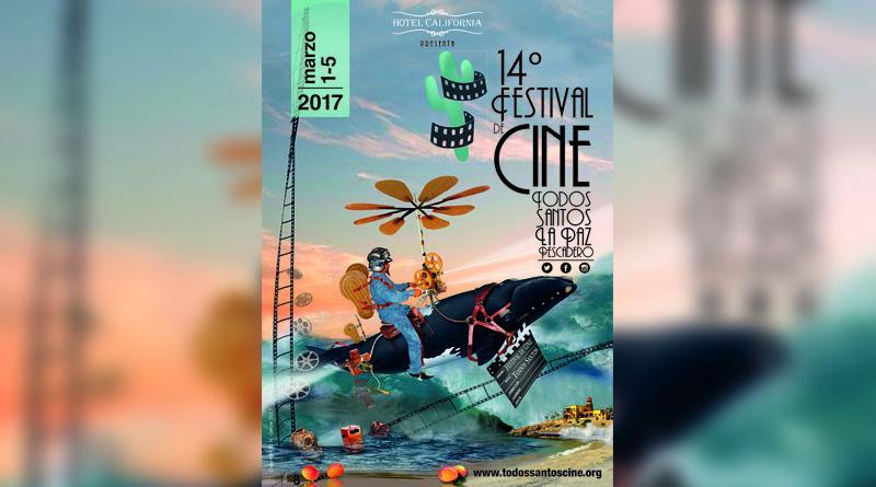 Todo listo para iniciar el XIV Edición del festival de cine de Todos Santos