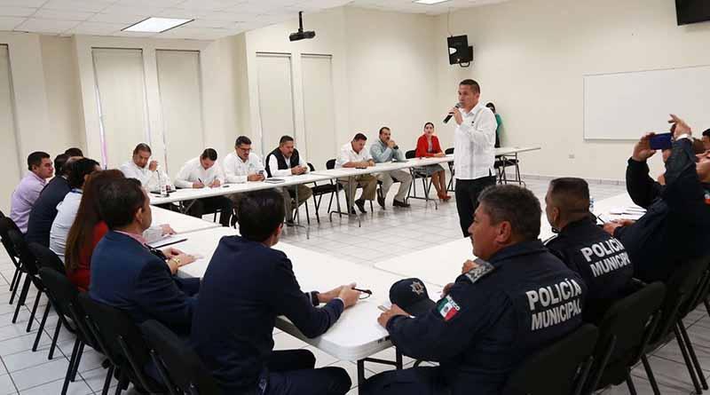 Inician conversatorios para la consolidación del sistema de justicia penal