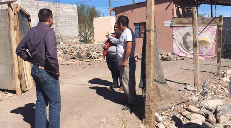 Certeza y patrimonio seguro para familias en situación de vulnerabilidad; SEDESO