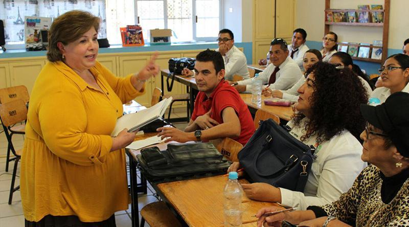 Impacta en 25 mil alumnos sudcalifornianos capacitación a 60 docentes de inglés: SEP