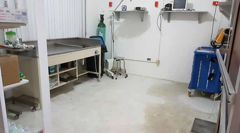 A partir de este fin de semana Centro de Salud de Todos Santos funciona en instalaciones provisionales