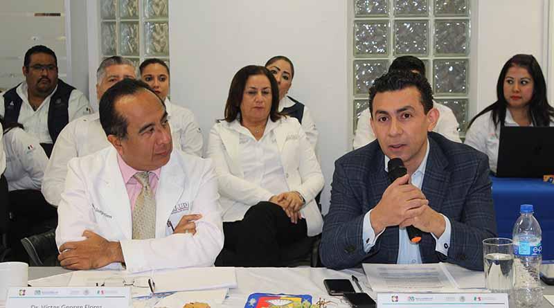 Ejemplar eficiencia administrativa de BCS en materia de salud afirma director financiero del Seguro Popular